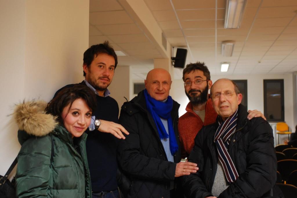 """""""Habemus Papa"""" con lo straordinario Dario Cantarelli amico ospite della serata!"""