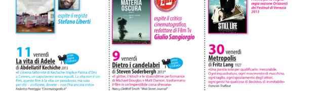 Si ricorda che le proiezioni al Piccolo Cineclub Tirreno riprenderanno il prossimo Venerdì 21 Marzo con la proiezione della versione restuarata de