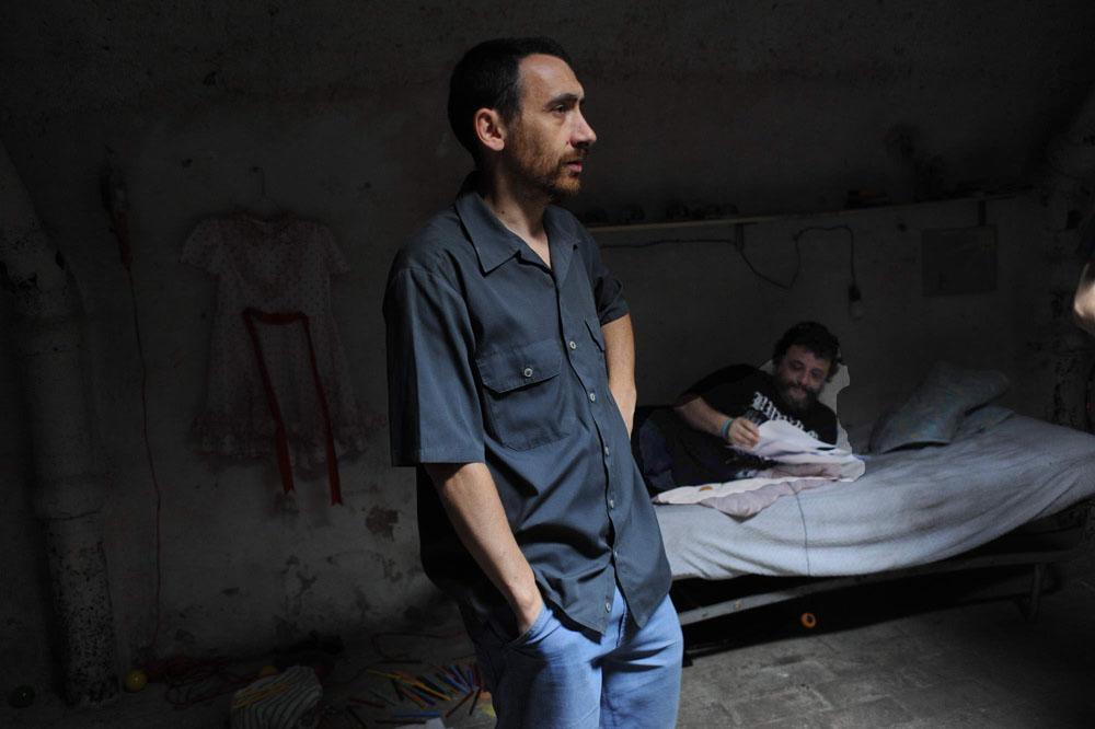 """Il regista Antonio Manetti """"Song'e Napule"""" - 13 Marzo 2015"""