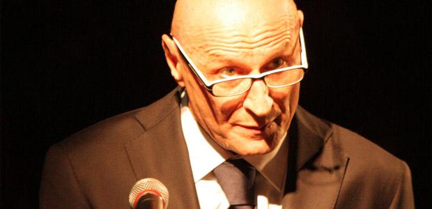 """L'attore Dario Cantarelli """"Habemus Papam"""" - 1 Marzo 2013, """"Ernest e Celestine"""" - 20 Dicembre 2013"""