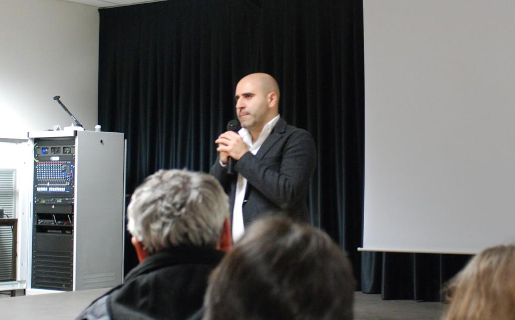 """Il regista Francesco Ghiaccio presenta in anteprima nella provincia di Grosseto la sua opera prima, """"Un posto sicuro"""" - 15 Gennaio 2016"""