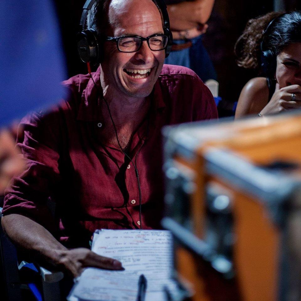 """Il regista Stefano Incerti ha presentato in anteprima nella provincia di Grosseto """"La parrucchiera"""" - 26 Maggio 2017"""