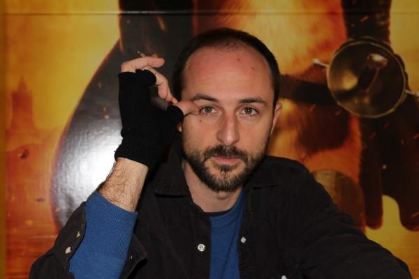 """Il regista Alessandro Rak - """"L'arte della felicità"""" 31 Ottobre 2014"""