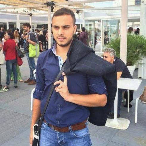 """L'interprete Tareq Al Jabr """"Io sto con la sposa"""" 15 Novembre 2014"""