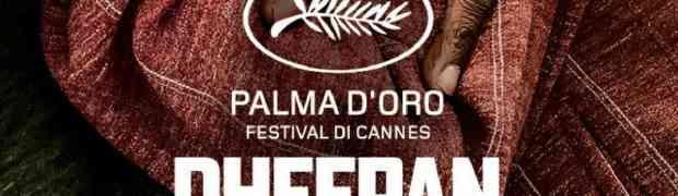 Venerdì 12 febbraio proietteremo il film vincitore della Palma d'Oro all'ultimo Festival di Cannes,