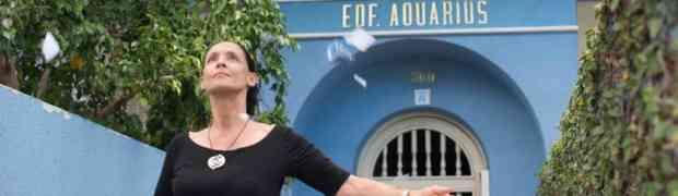In esclusiva provinciale al Piccolo Cineclub Tirreno di Follonica, venerdì 3 marzo alle 21.30, proiezione del film Aquarius, presentato in concorso all'ultimo Festival di Cannes e osannato dalla critica di tutto il mondo.