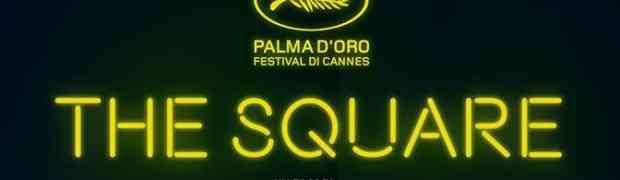 """Eccezionalmente di sabato - 16 dicembre alle 21.30 - proietteremo la Palma d'Oro del Festival di Cannes 2017 """"The square"""