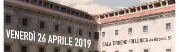 Venerdì 26 aprile, in prima visione a Follonica, proietteremo - in collaborazione con il Festival Resistente -